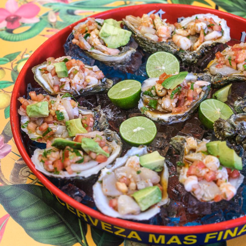 Seareinas seafood