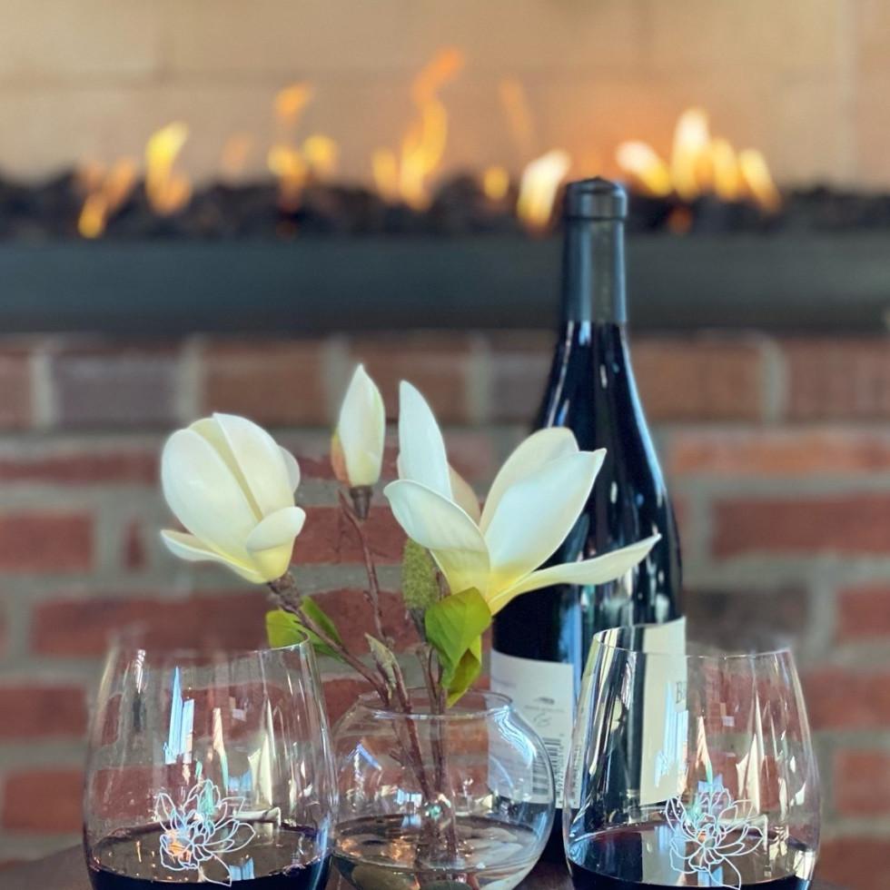 The Magnolia wine bar