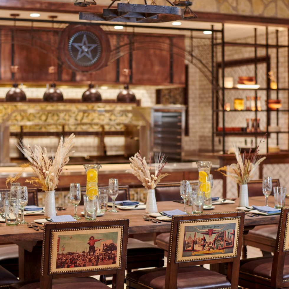 Hotel Drover, 97 West chef's table
