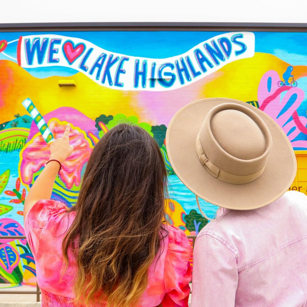 7-11 mural