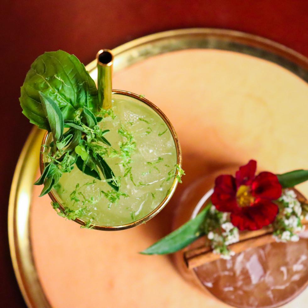 March restaurant cocktails
