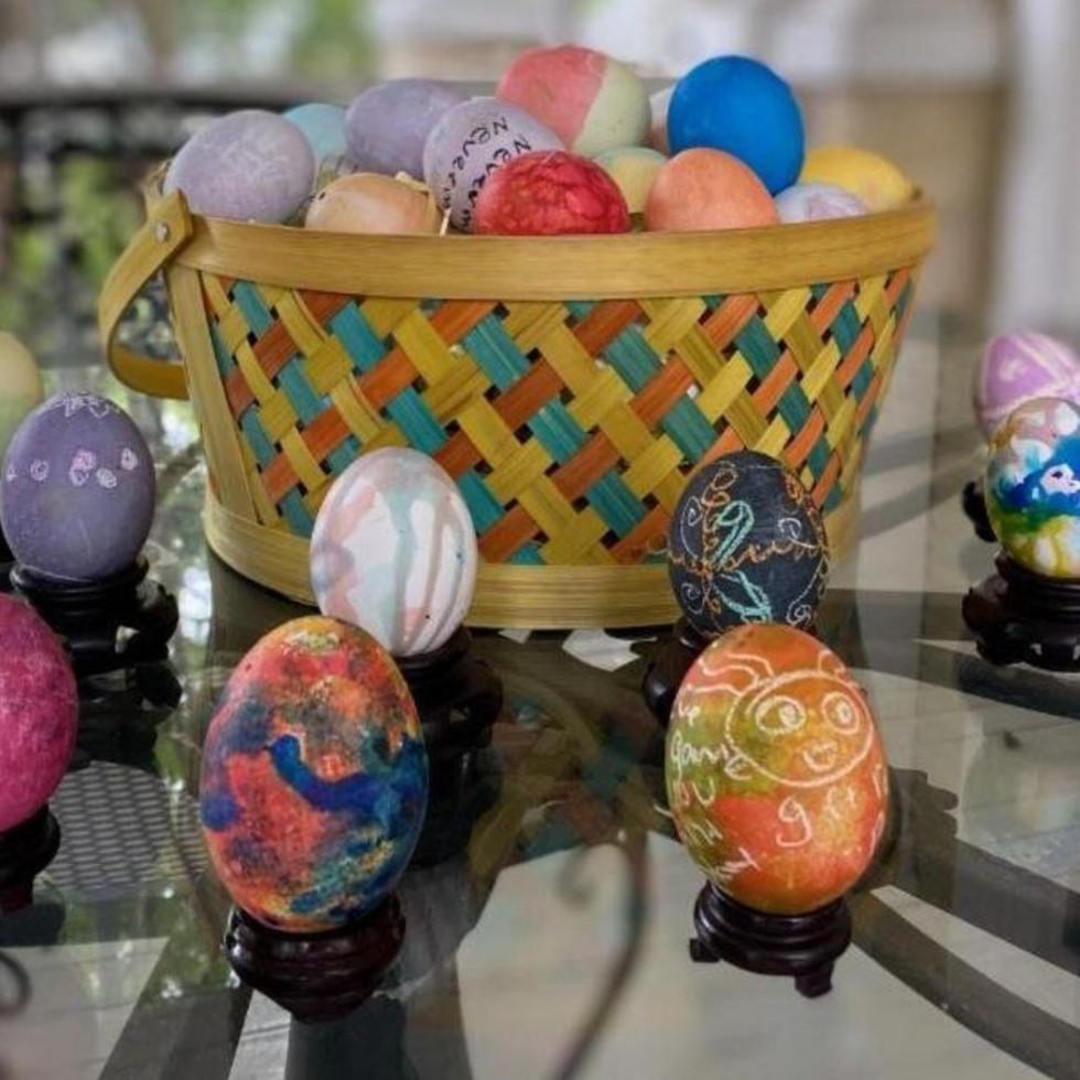 Easter Egg Dye-O-Rama