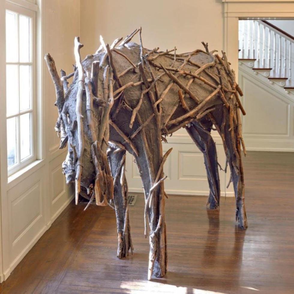 Deborah Butterfield Untitled
