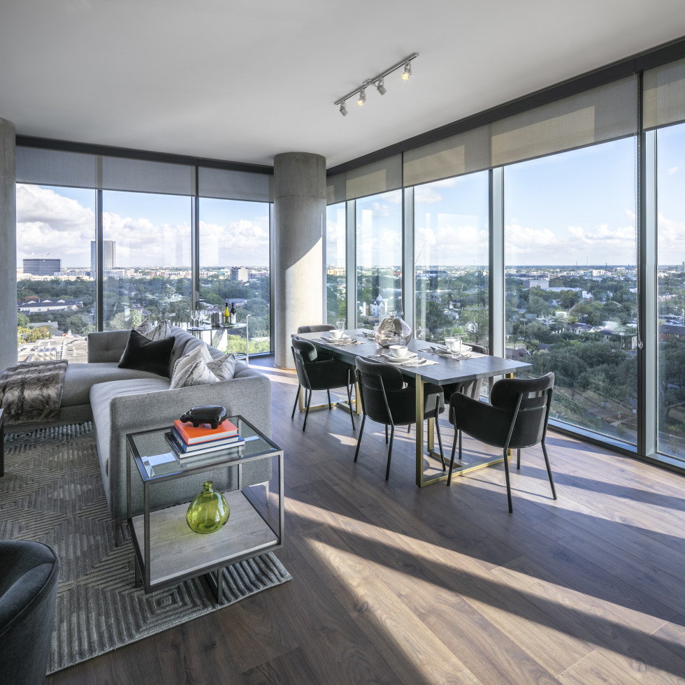 La Colombe d'Or 2021 tower residences corner unit