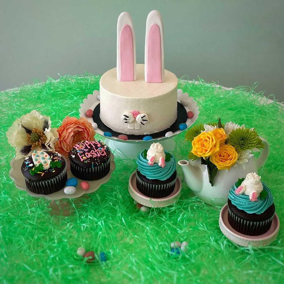 Quack's Bakery Easter Austin