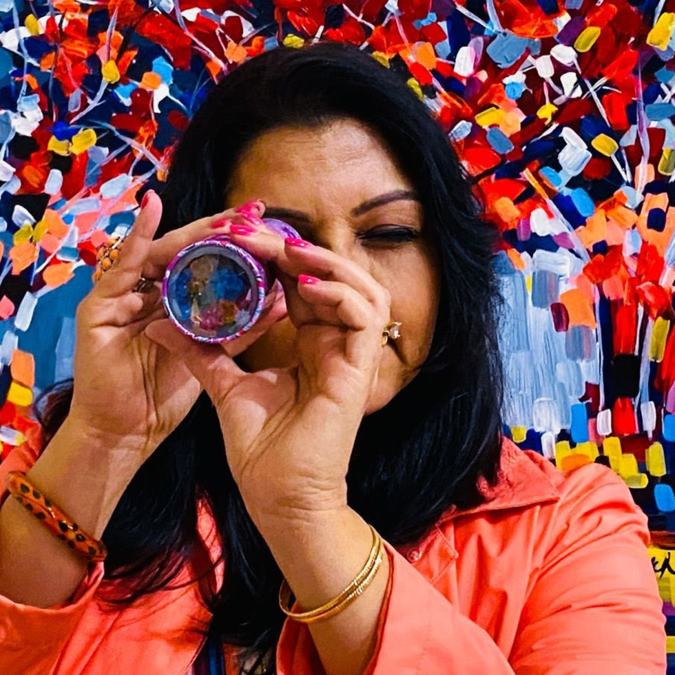 "FGIII Fine Art Productions presents Janak Narayan: ""Kaleidoscope"""