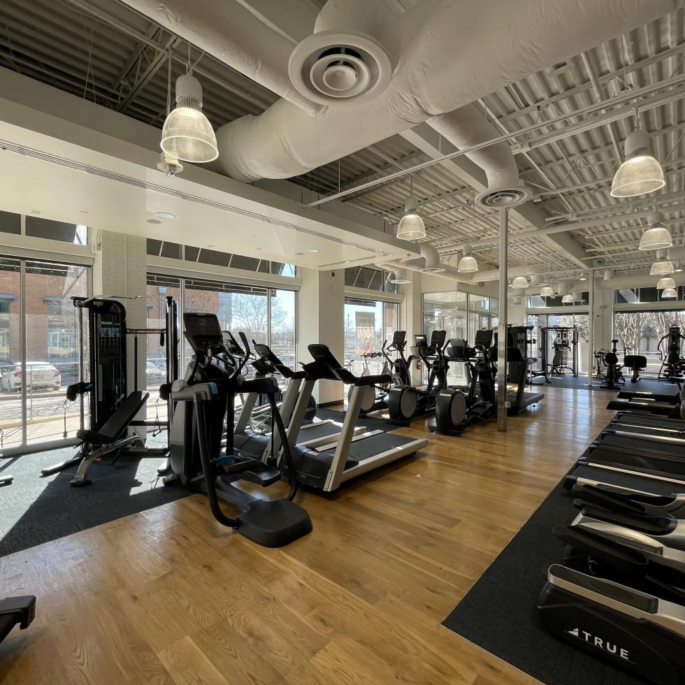 Top Fitness Store Mockingbird Station