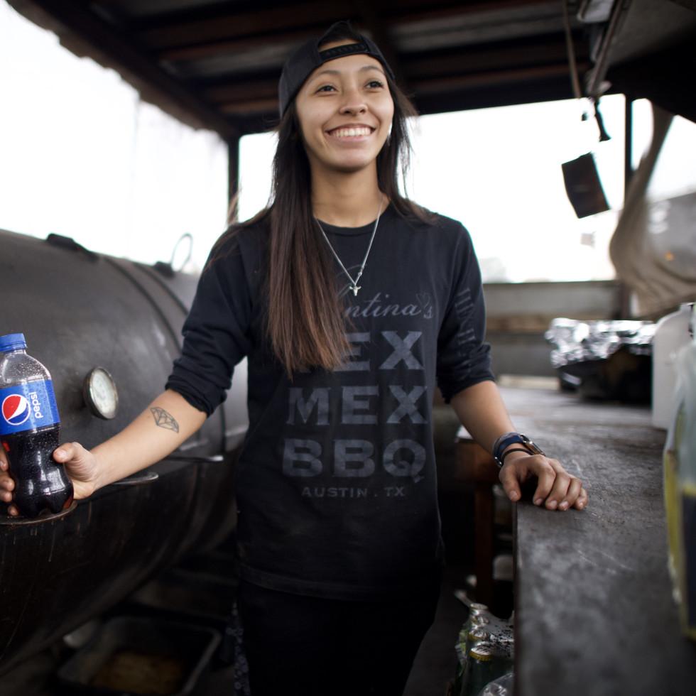 Eliana Gutierrez of Valentina's Austin