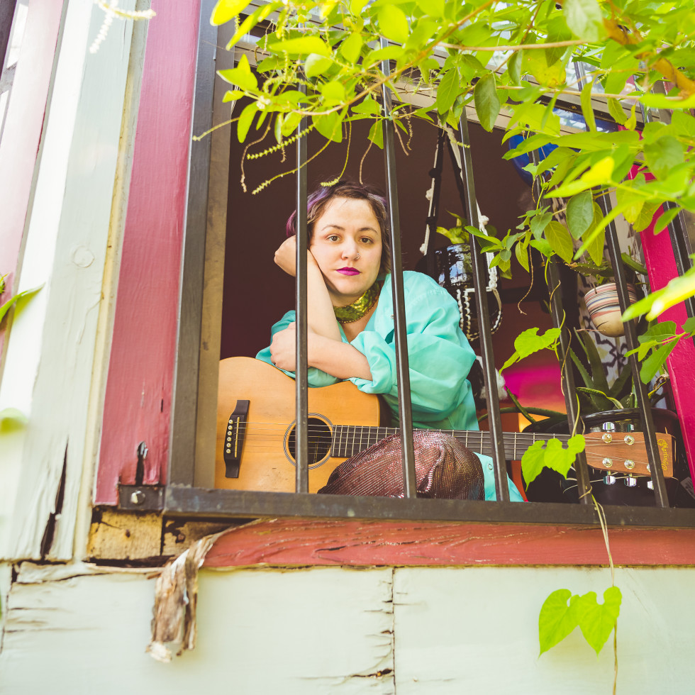 Carrie Fussell Austin musician