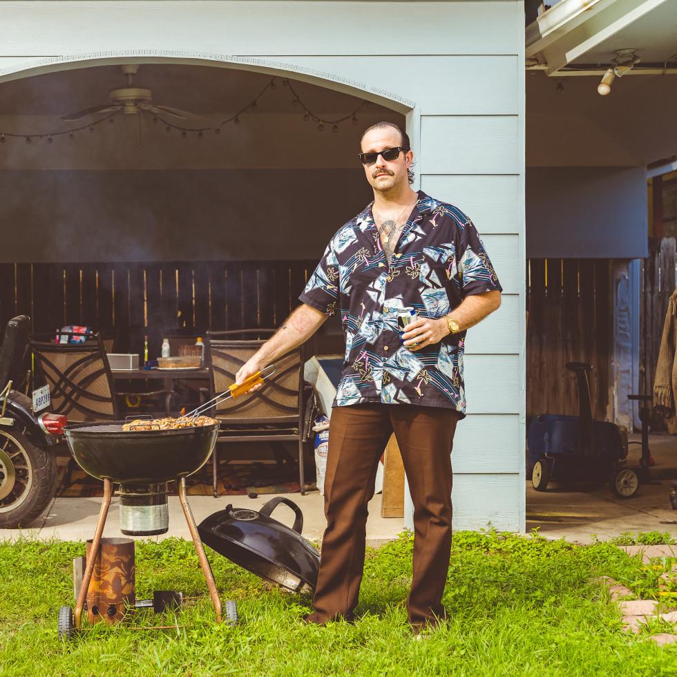 Bad Boy Croy Austin musician