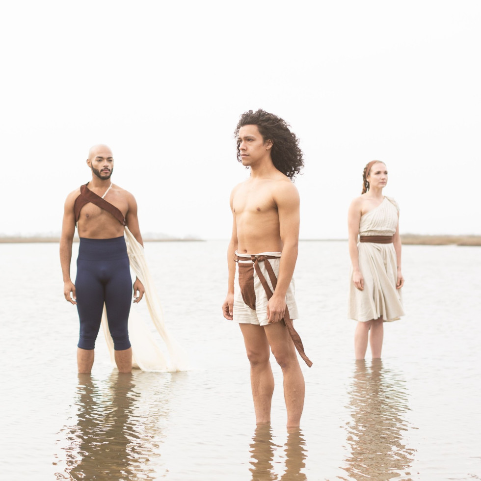 Open Dance Project and DiverseWorks present All the Devils Are Here: A Tempest in the Galapagos