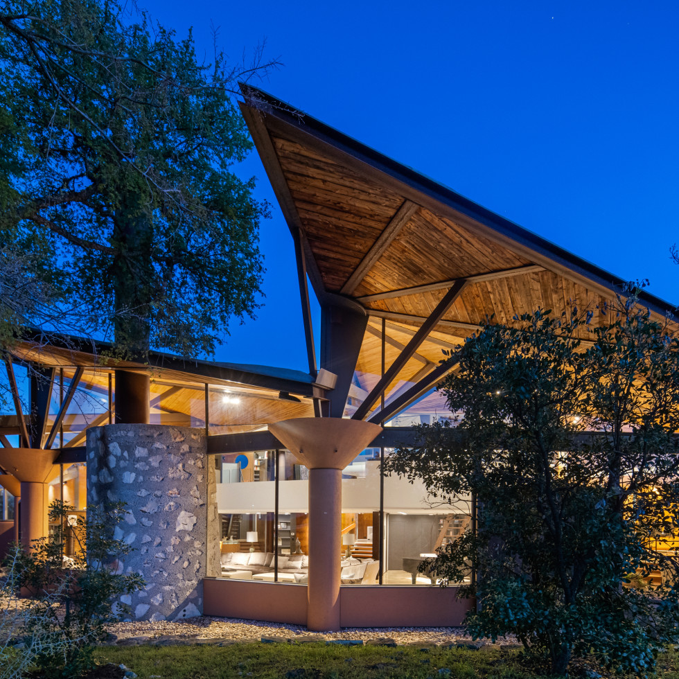 Retreat at Lick Creek Lodge in Spicewood