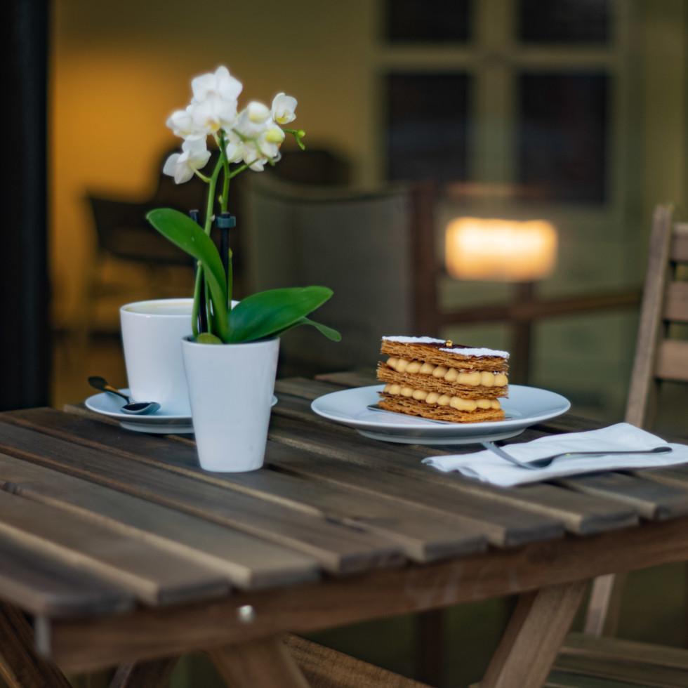 Magnol French Baking vanilla mille feuille