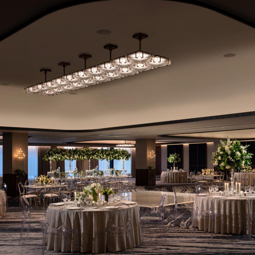 Four Seasons Houston new rooms suites ballroom