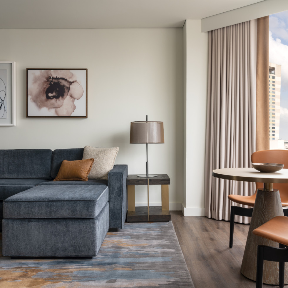 Four Seasons Houston new rooms suites