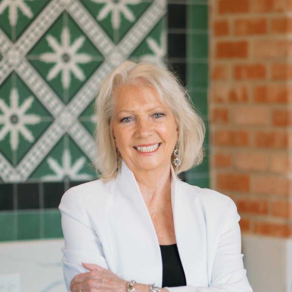 Realtor Barbara Finch