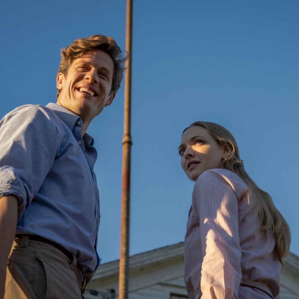 James Norton and Amanda Seyfried in Things Heard & Seen