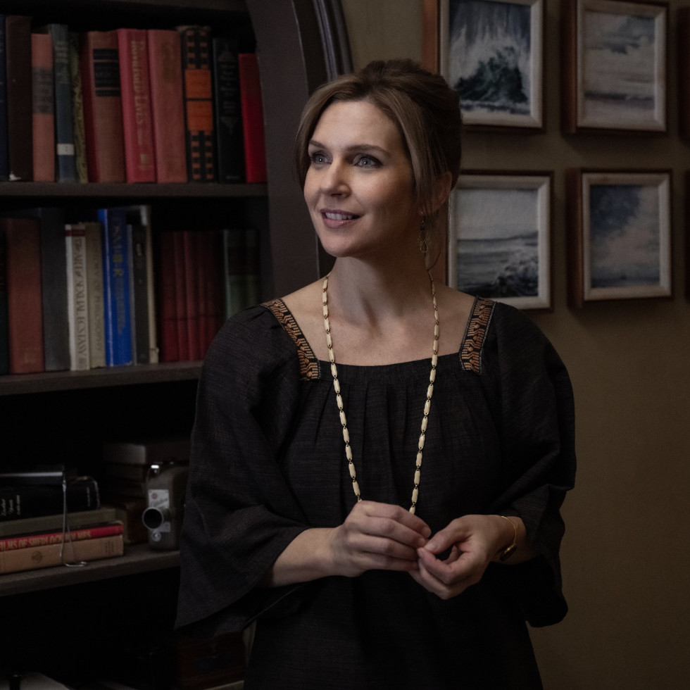 Rhea Seehorn in Things Heard & Seen