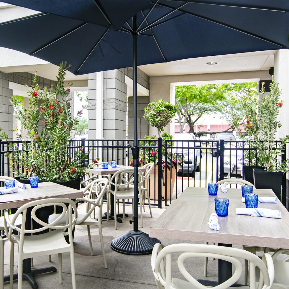 KP's Kitchen patio
