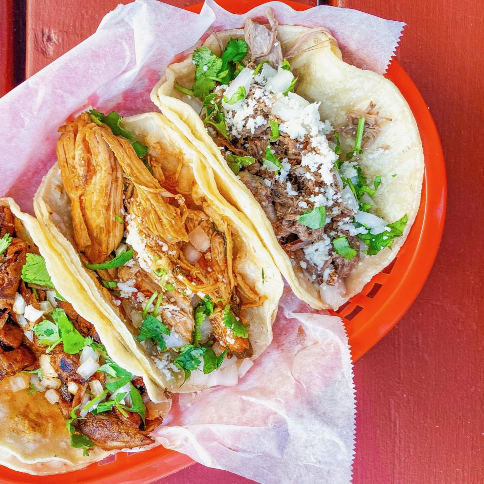 Tacos a Go Go tacos