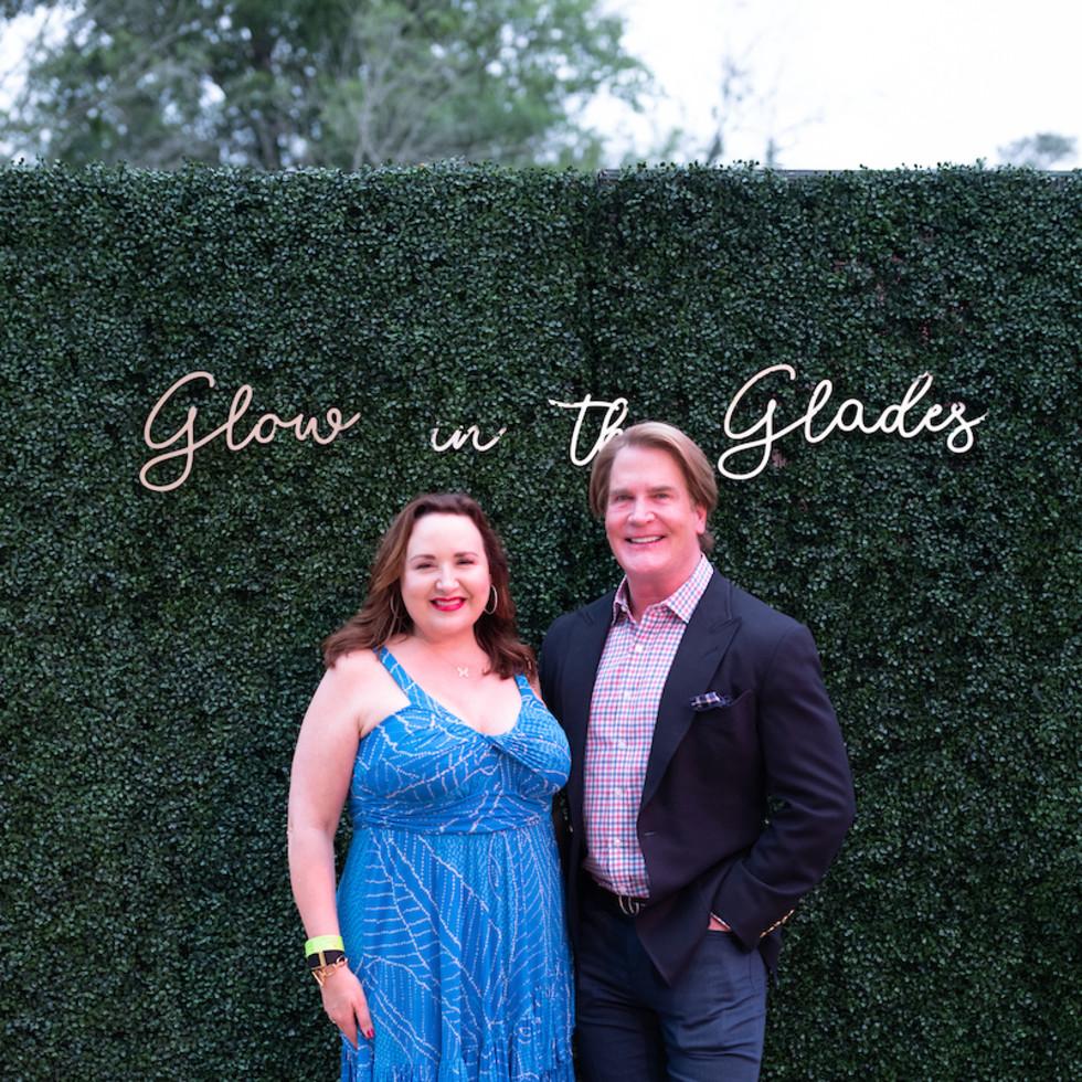 Memorial Park Conservancy Urban Wild Glow in the Glades 2021 Tara Simon George Lancaster