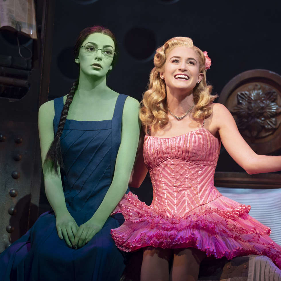 North American tour of Wicked