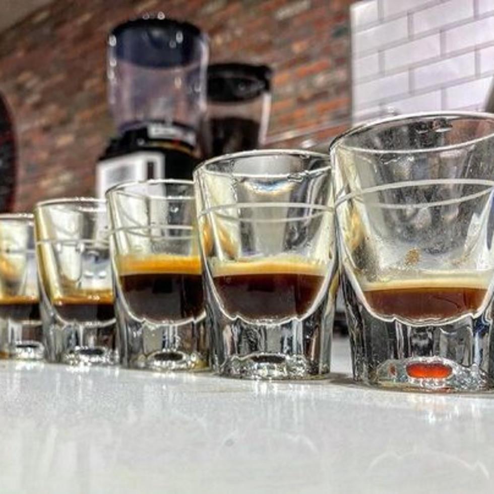 The Railcar coffee