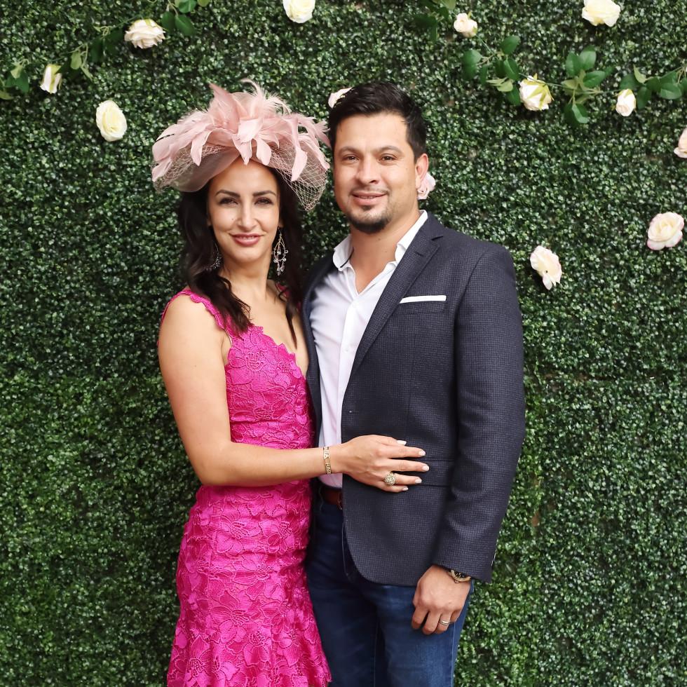 LCA Houston Mother's Day Bubbles & Bites 2021 Lara Luis Haddad