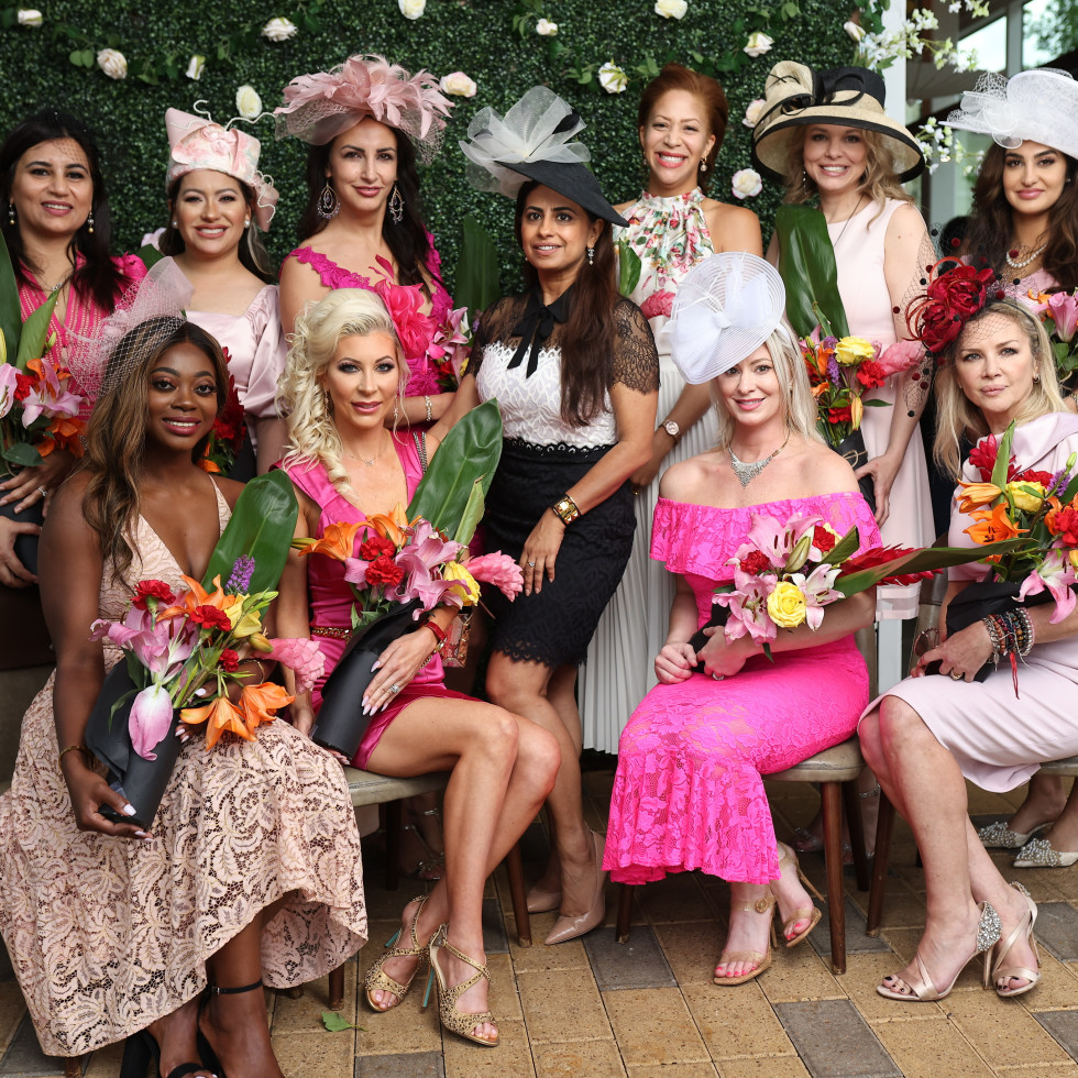 LCA Houston Mother's Day Bubbles & Bites 2021 Ruchi Mukhejee honorees