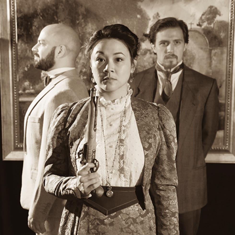 Undermain Theatre presents Hedda Gabler