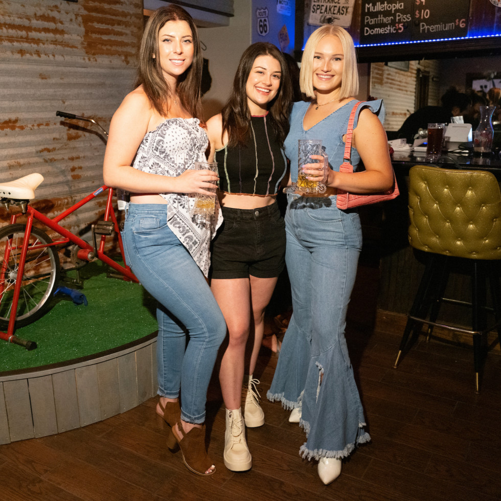 Fat Boots Liz Eldrenkamp, Audrey Christman, Madeline Brzostek