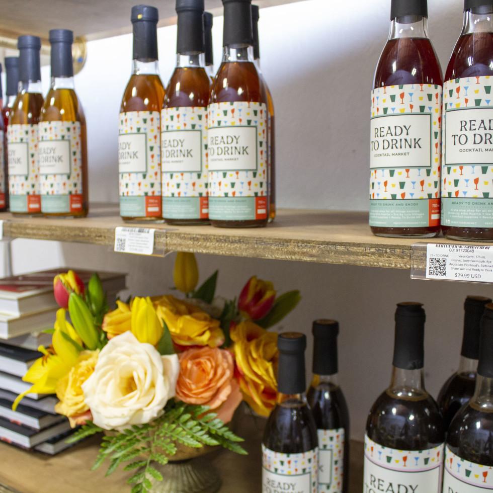 Ready to Drink Market Julep bottled cocktails