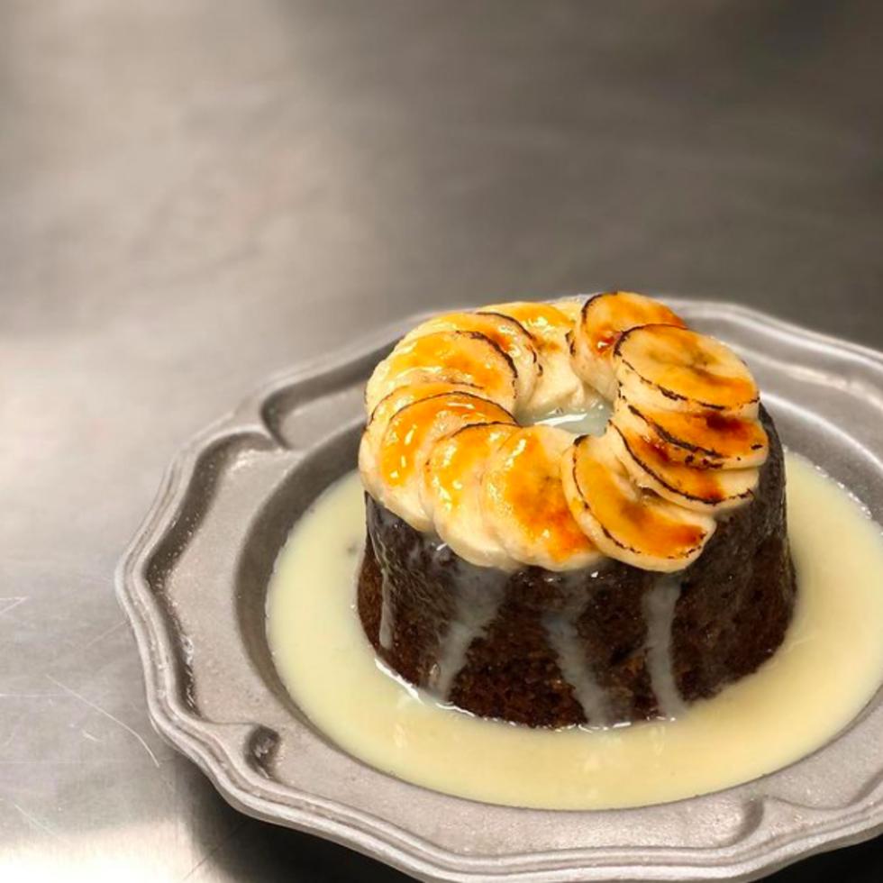 Da Gama sticky date cake