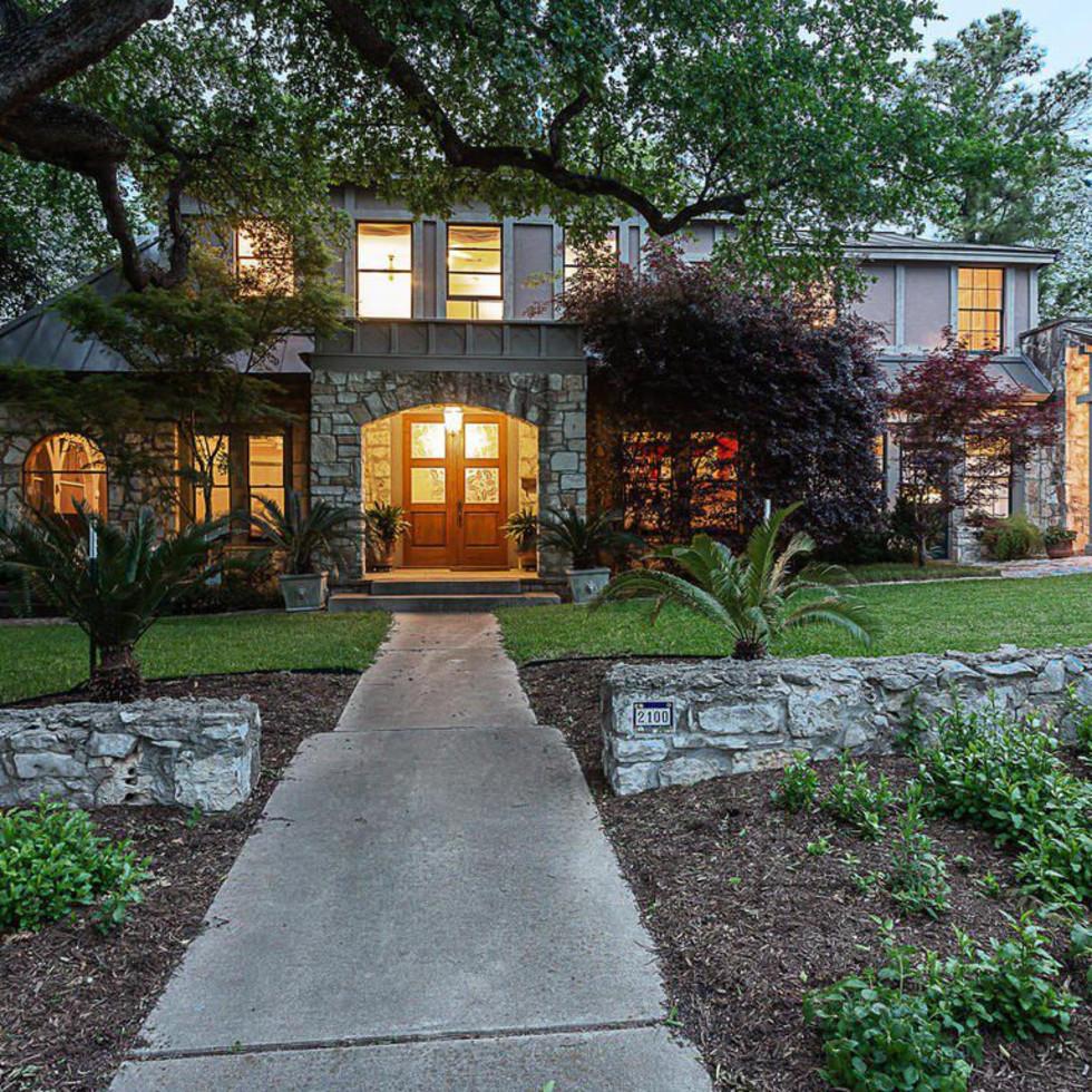 2100 Rockmoor Ave Austin house