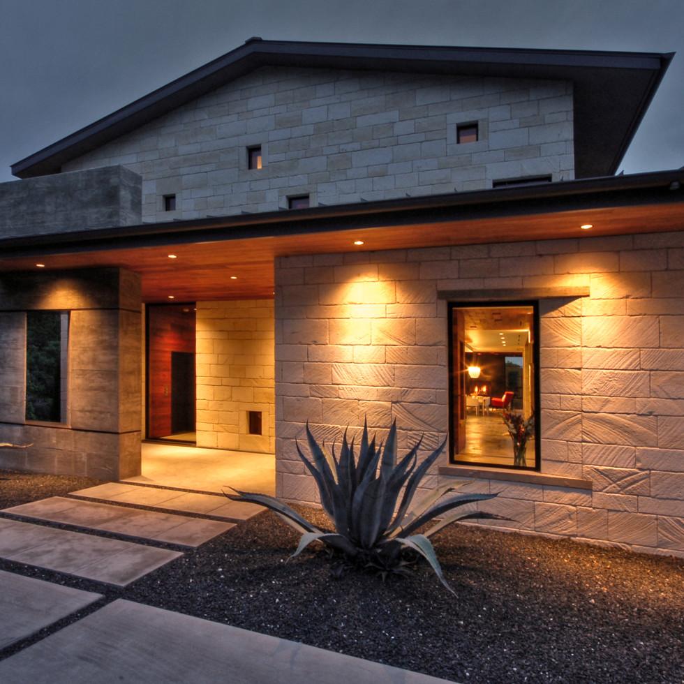 519 Buckeye Trail Austin home