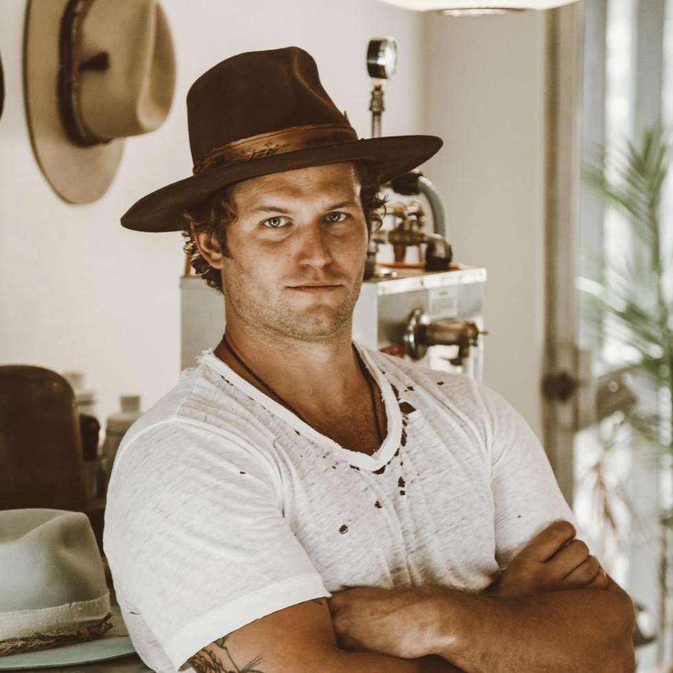 Trovador Customs founder Ryan McGrath