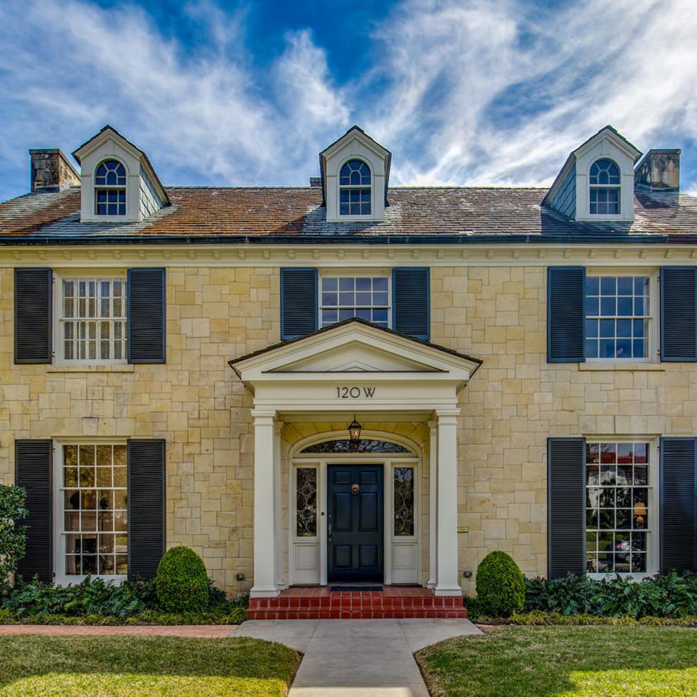 120 W Lynwood Ave San Antonio home