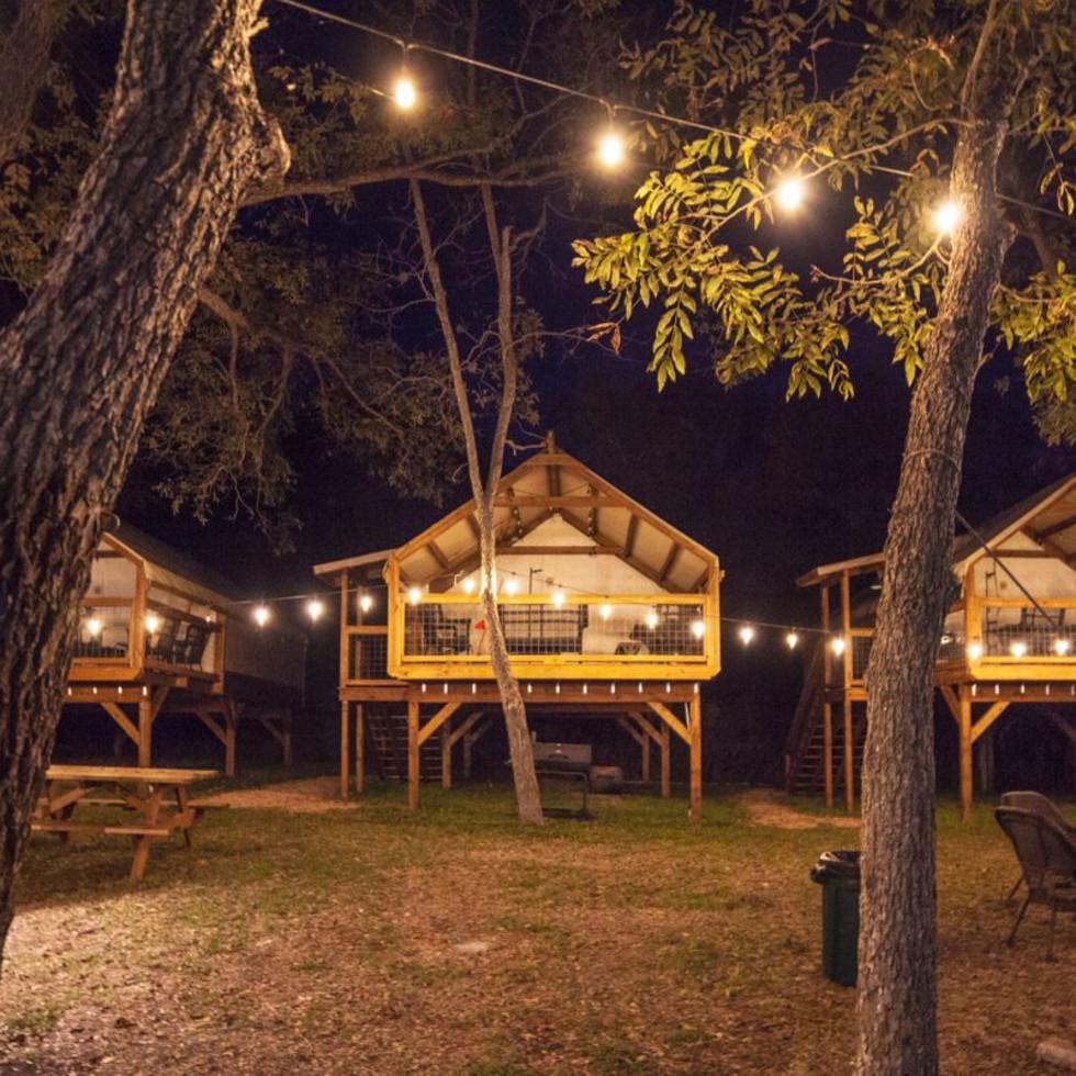 Geronimo Creek Getaway Cabins