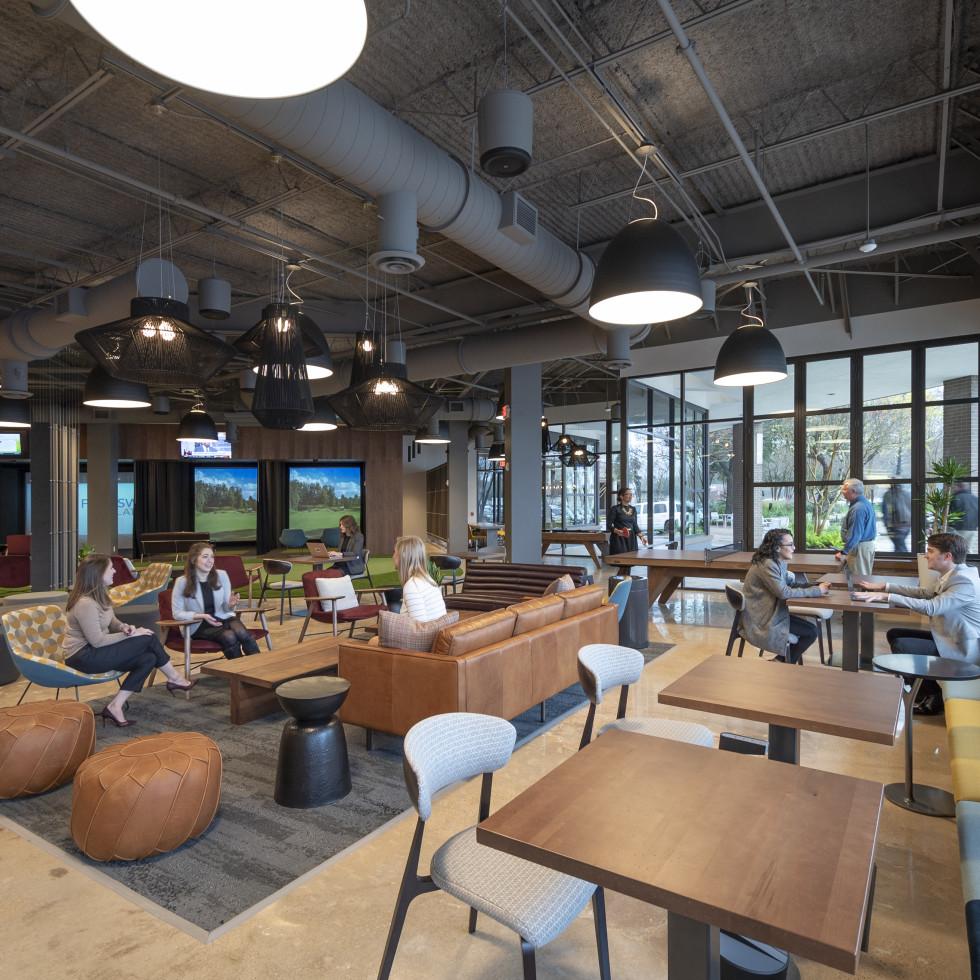 CityNorth lounge