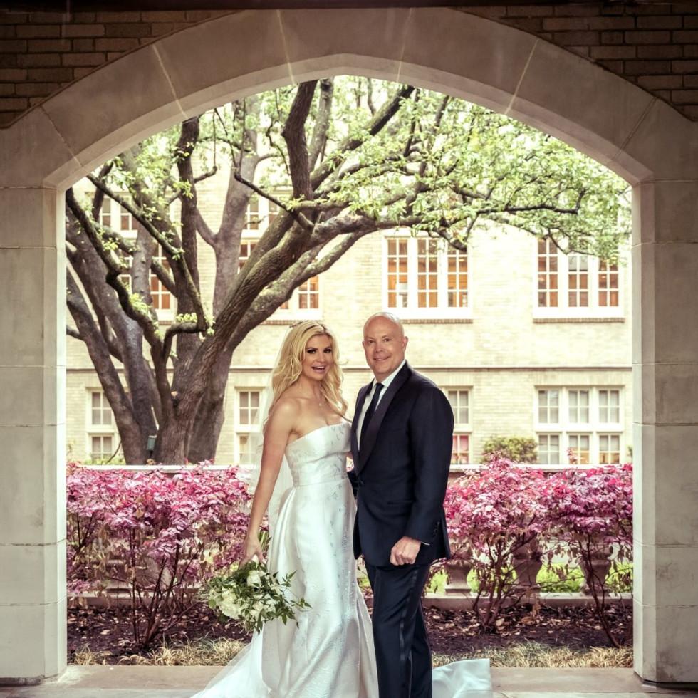 Hallam wedding