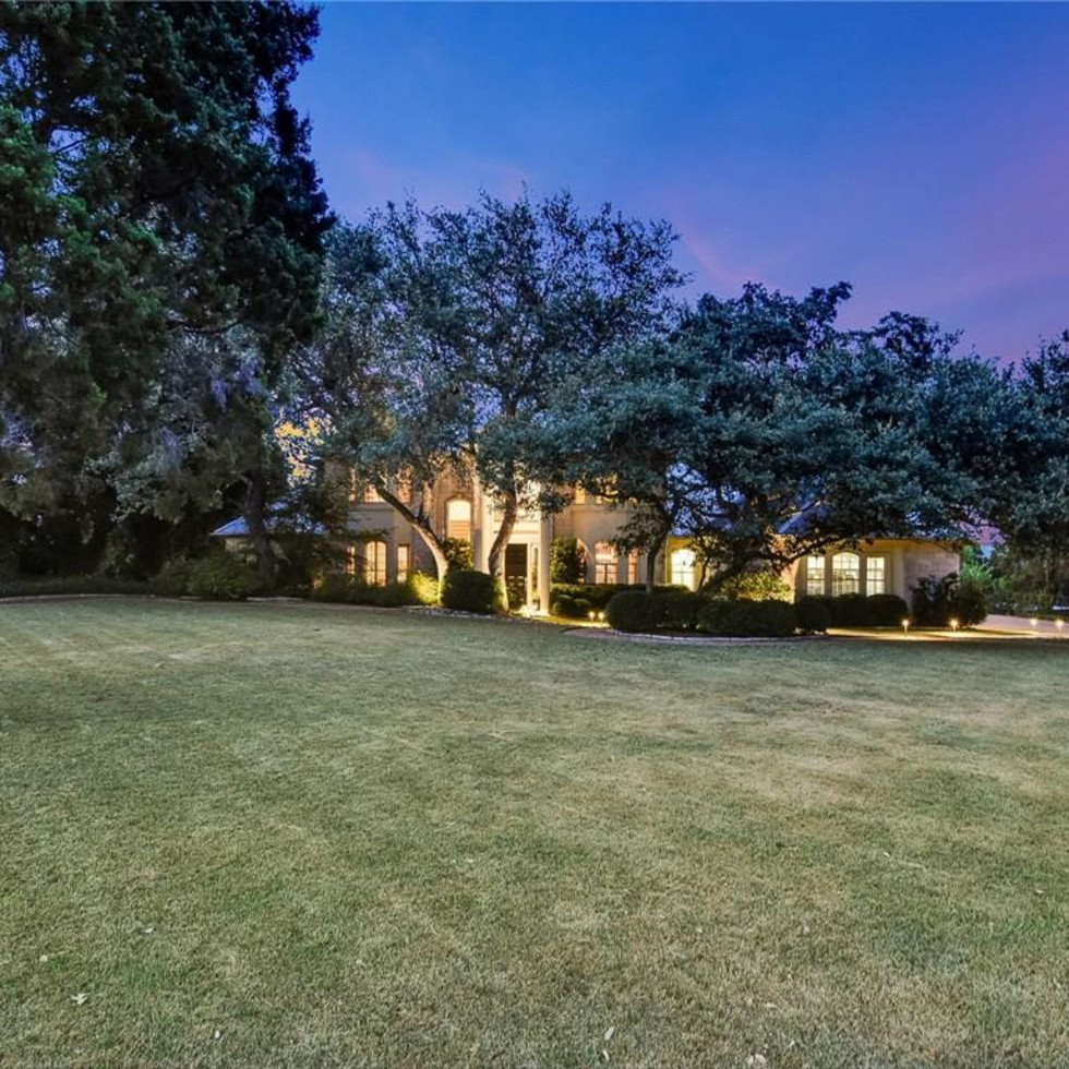 9008 Bell Mountain Dr. Austin home