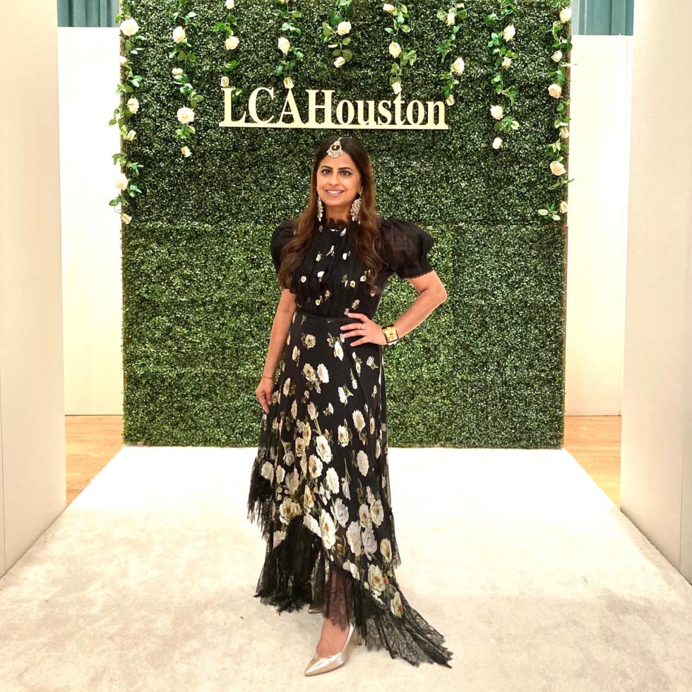 LCA Houston Mother's Day Soiree 2021 Ruchi Mukhejee