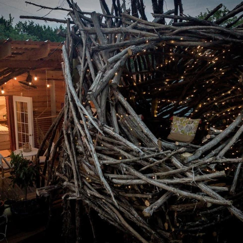 Nest, Skybox Cabins