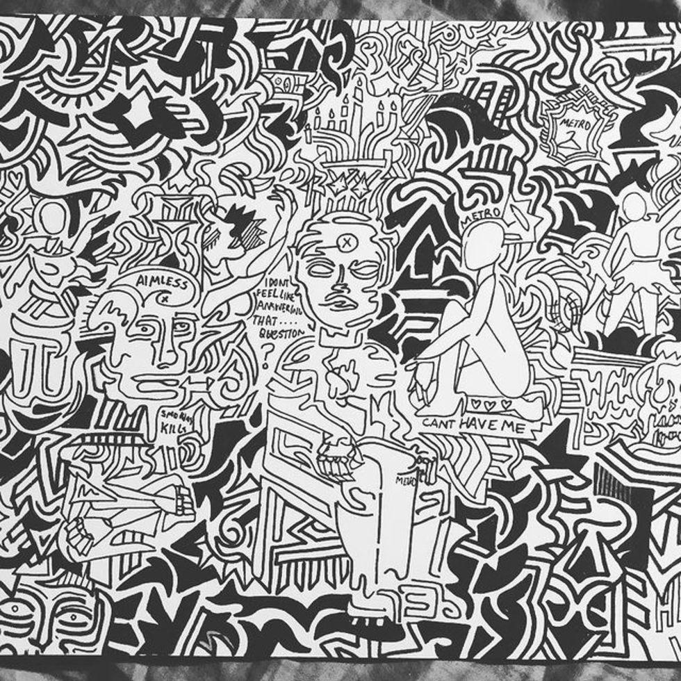 Ashley Metro artwork