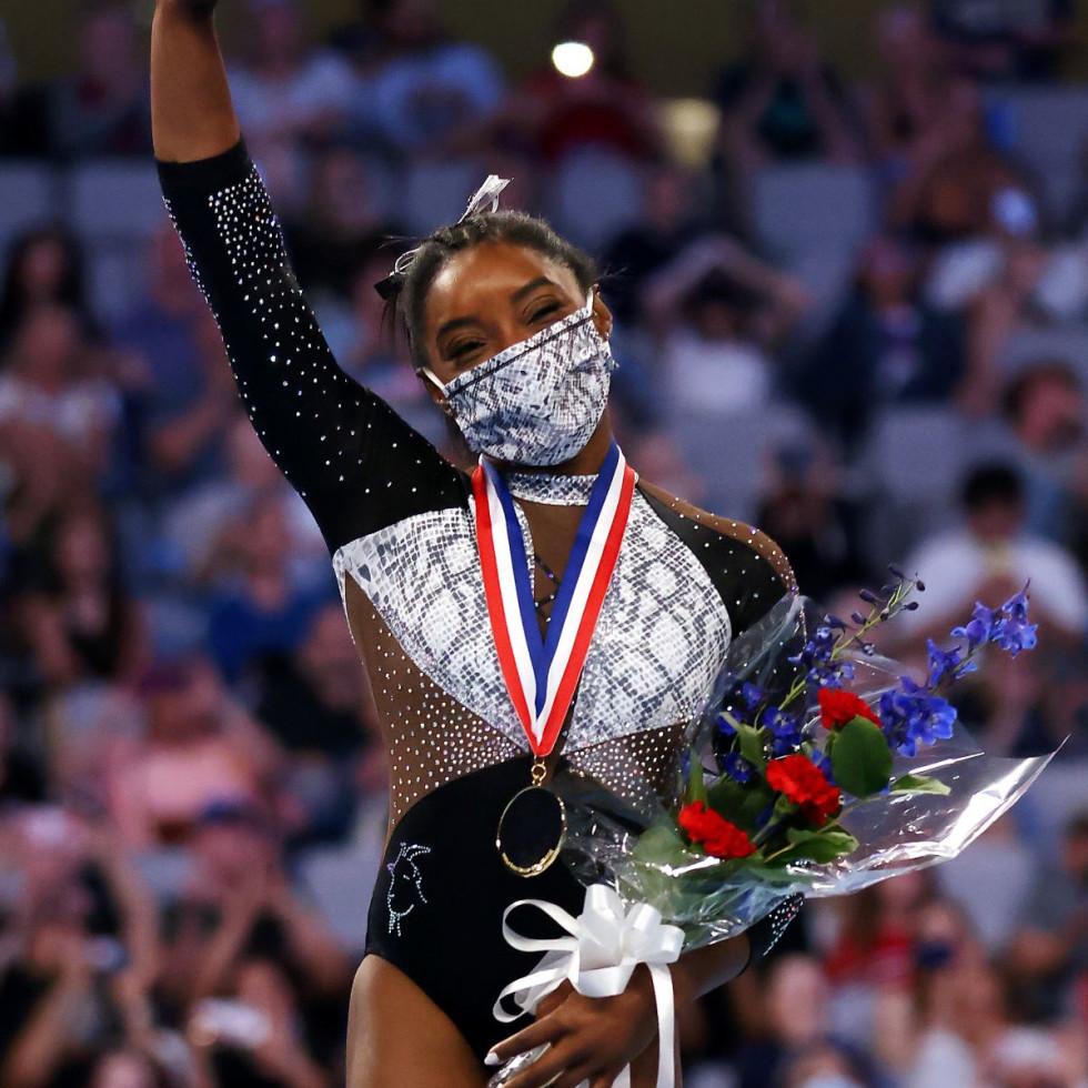 Simone Biles, Gymnastics Championships
