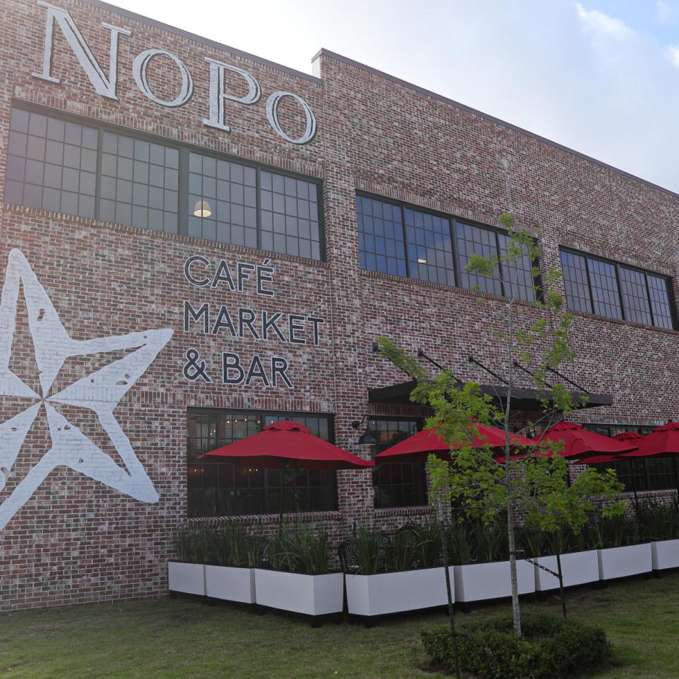 NoPo Cafe exterior