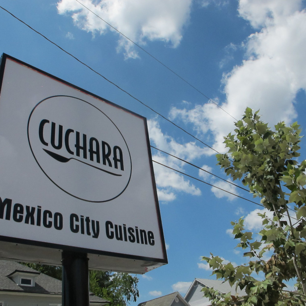 Cuchara, restaurant, August 2012