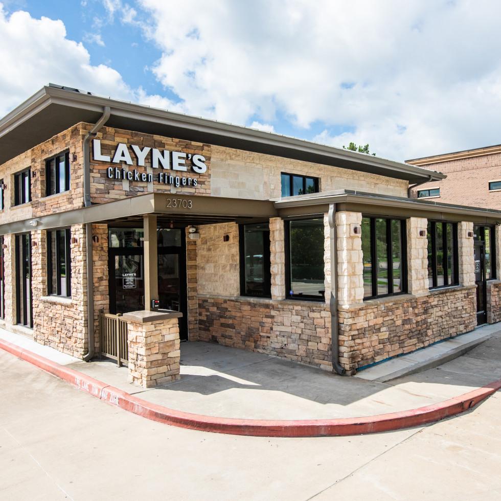 Layne's Chicken Fingers Katy exterior