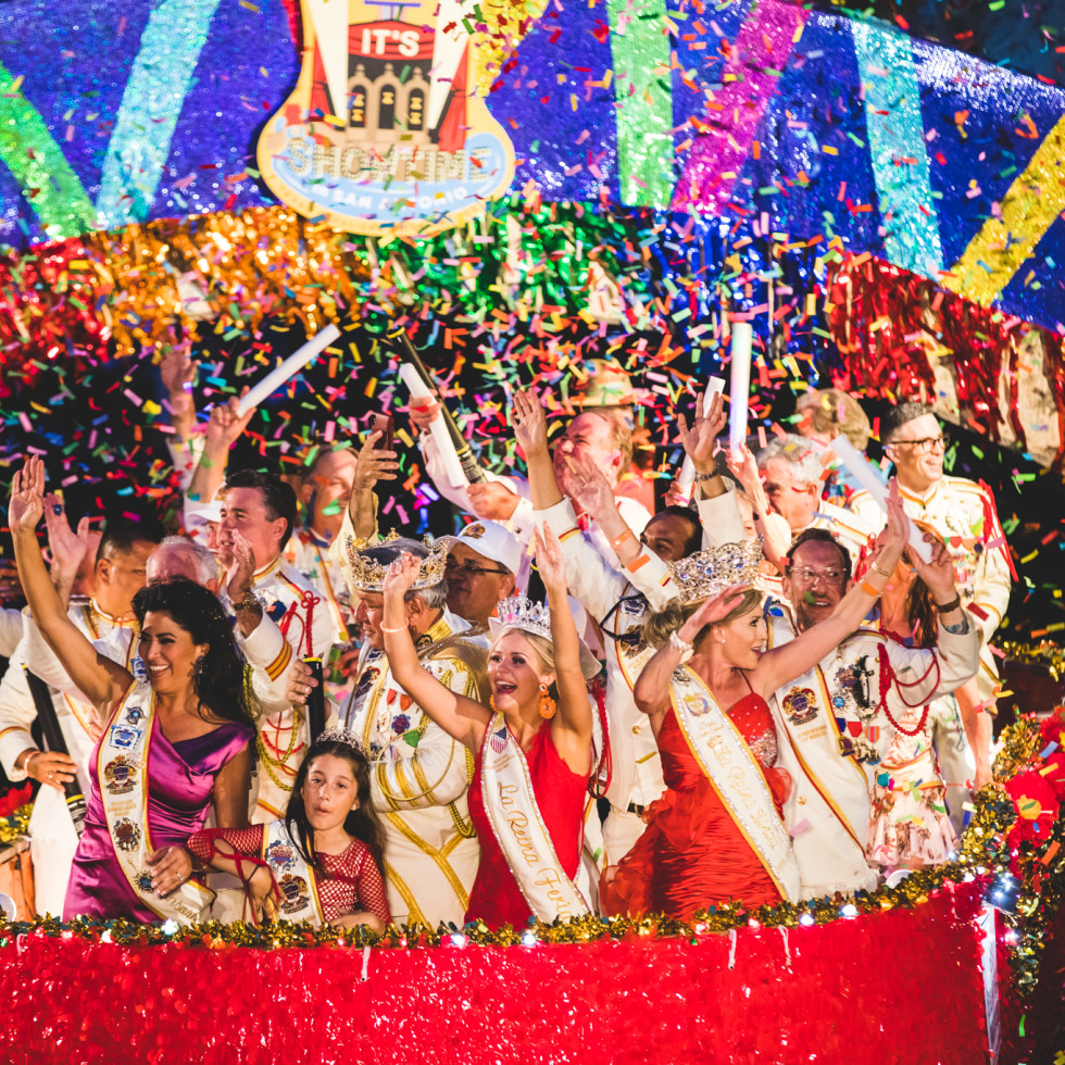 Fiesta River Parade