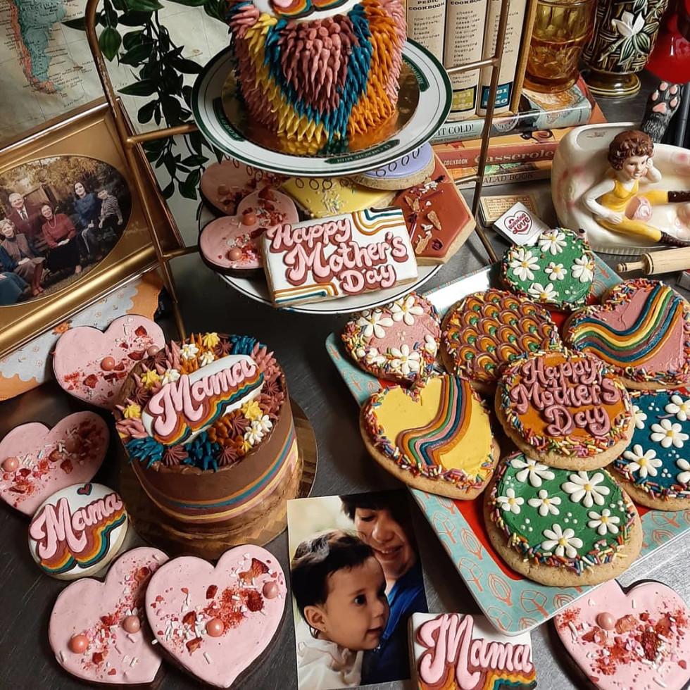 The Bake Happening cookies